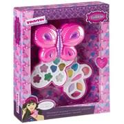 Подарочный набор для девочек Косметичка-бабочка Bondibon EvaModa