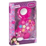 Подарочный набор для девочек Косметичка-цветок Bondibon EvaModa