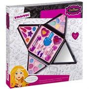 Подарочный набор для девочек Косметичка-пирамида Bondibon EvaModa