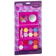 Подарочный набор для девочек Косметичка прямоугольная Bondibon EvaModa