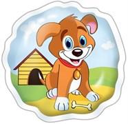 Гель-пена для душа Собака у будки 60 мл