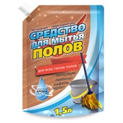 Средство для мытья пола Вестар 1,5 л