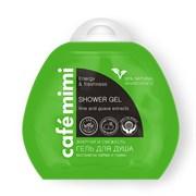 Cafe mimi Гель для душа (унисекс) Энергия и Свежесть 100 мл дой-пак