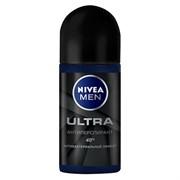Nivea Дезодорант-шариковый мужской Ultra Антибактериальный эффект 50 мл