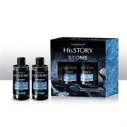 Подарочный набор для мужчин № 1431 His story Stone
