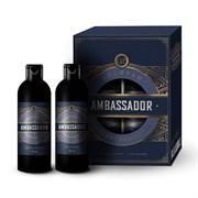Подарочный набор для мужчин № 1120 Ambassador