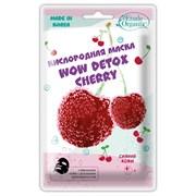 Etude Organix Detox Кислородная маска для лица Wow Detox Cherry 25 г