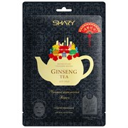 Shary Ферментная маска для лица Ginseng Tea подтягивающая 25 г