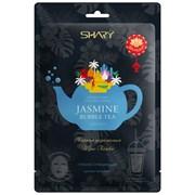 Shary Ферментная маска для лицаJasmine Bubble Tea глубоко очищающая 25 г
