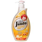 Гель для мытья посуды и детских принадлежностей Сочный Лимон Jundo 1 л