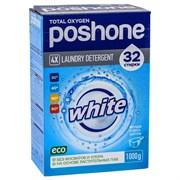 Стиральньный порошок для белого белья Posh One 1 кг