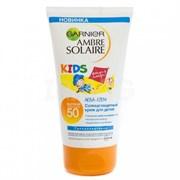 Garnier Ambre Solaire Детский водостойкий крем SPF 50 150 мл