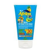 Флоресан Крем солнцезащитный для чувствительной детской кожи Africa Kids SPF 30 150 мл