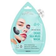 Маска с грязью мертвого моря для лица успокаивающая Estelare 20 мл