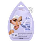 Платиновая маска-пленка для лица матрирующая Estelare 20 мл