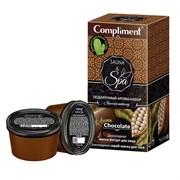Подарочный набор женский Compliment №1662 Sauna & SPA Горячий шоколад