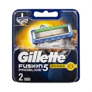 Gillette Fusion5 Proglide Power Сменные кассеты для бритья 2 шт