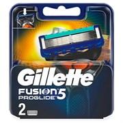 Gillette Fusion5 Proglide Сменные кассеты для бритья 2 шт