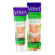 Ультрабыстрый крем-гель для депиляции Velvet 125 мл