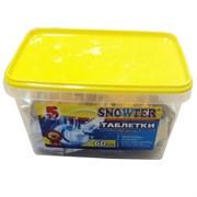 Snowter Таблетки для посудомоечных машин в ведре 60 х 20 г