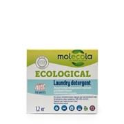 Molecola Стиральный порошок для белого белья с растительными экзимами 1,2 кг