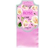 Новая Заря Сухие духи САШЕ Роза на фигурном ярлыке 40 г