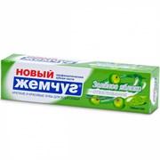 Невская косметика Жемчуг Новый Зубная паста Зеленое яблоко + отбеливание 100 мл