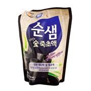 KeraSys Средство для мытья посуды Бамбуковый уголь (запаска) 1,2 л