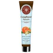 Compliment Naturalis Крем для ног тонизирующий с ментолом Масла мандарина и мяты  125 мл