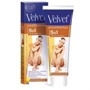 Velvet Крем для депиляции 5 в 1 для всех типов кожи 100 мл