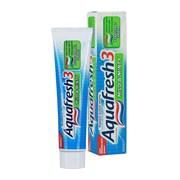 Aquafresh Зубная паста 3+ Мягко-мятная 100 мл