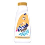 Vanish Oxy Action Пятновыводитель + Отбеливатель для белых тканей жидкий 450 мл