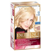 L'Oreal Краска для волос Excellence 01 Супер-осветляющий русый натуральный