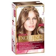 L'Oreal Краска для волос Excellence 7 Русый