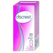 Discreet Гигиенические прокладки ежедневные Normal Plus 20 шт