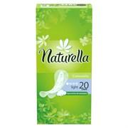 Naturella Гигиенические прокладки ежедневные Camomile light  20 шт