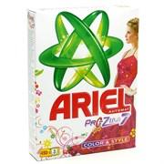 Ariel Стиральный порошок Color&Style автомат 450 г