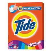 Tide Стиральный порошок Color для цветного белья автомат 450 г