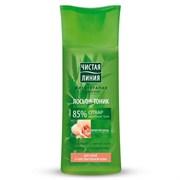 Чистая Линия Лосьон-тоник для сухой и чувствительной кожи на отваре целебных трав Лепестки роз 100 мл