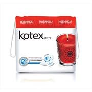 Kotex Гигиенические прокладки Ultra ночные с крылышками и сеточкой 7 шт