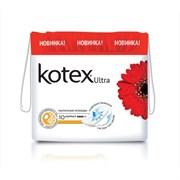 Kotex Гигиенические прокладки Ultra Normal с крылышками и сеточкой 10 шт